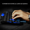 2.4GHz Wireless Keyboard Gaming Keyboard Mouse Combo 19 Keys Anti-ghosting Adjustable DPI Mouse USB - Shop For Gamers