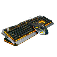 Vakind Gaming Mouse Keyboard Set - Shop For Gamers