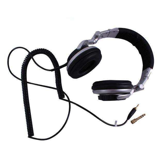 Authentic SENICC ST-80 Professional DJ Headphone Stereo  Gaming Headset with 3.5mm 6.3mm Jack - Shop For Gamers