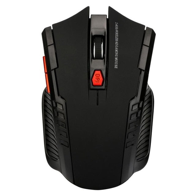 EC2 HIPERDEAL 1200 DPI 2.4Ghz Mini Wireless Gaming Mouse - Shop For Gamers