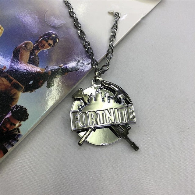 Fortnite Necklace - Shop For Gamers