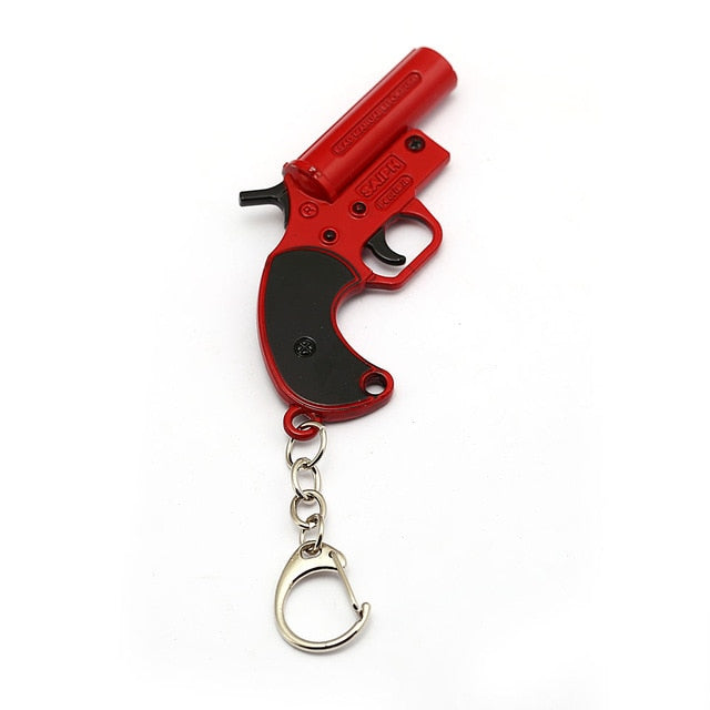 PUBG Keychain Flare Gun - Shop For Gamers