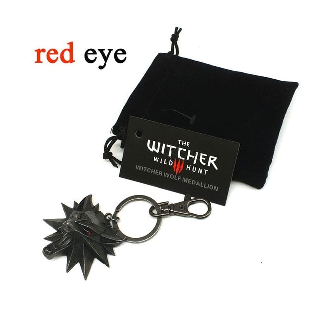 Witcher 3 Keychain - Shop For Gamers