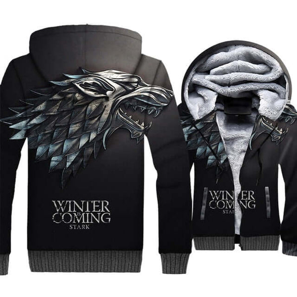 Game Of Thrones 3D Print Hoddie - Shop For Gamers