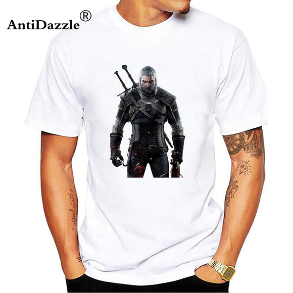 The Witcher 3 Wild Hunt Gaming T Shirts