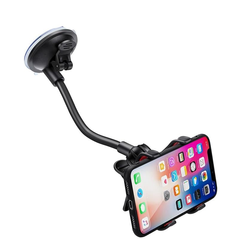 JKING Car Phone Holder, Flexible 360 Degree Adjustable - Shop For Gamers