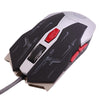 HXSJ X100 2500 DPI Professional Gaming Mouse - Shop For Gamers