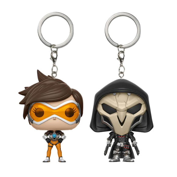 Overwatch Pop Keychains - Shop For Gamers