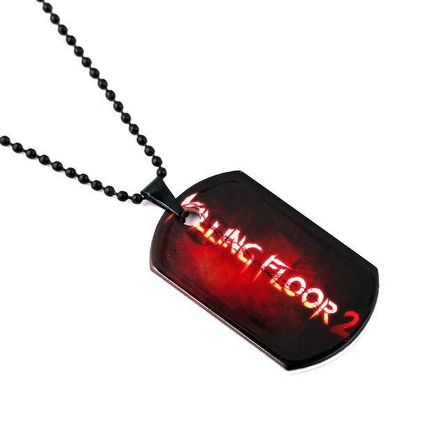 Killing Floor 2 Necklace - Shop For Gamers