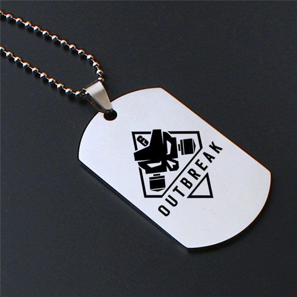 Rainbow Six Siege Necklace - Shop For Gamers