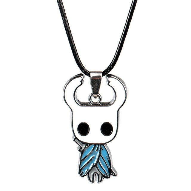 Hollow Knight Protagonist Necklace - Shop For Gamers