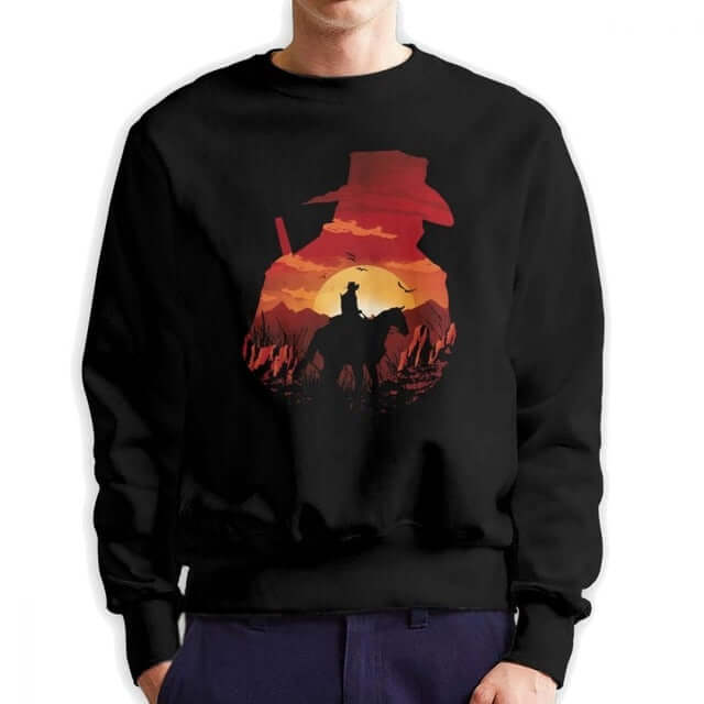 Red Dead Redemption Men's Hoodie - Shop For Gamers