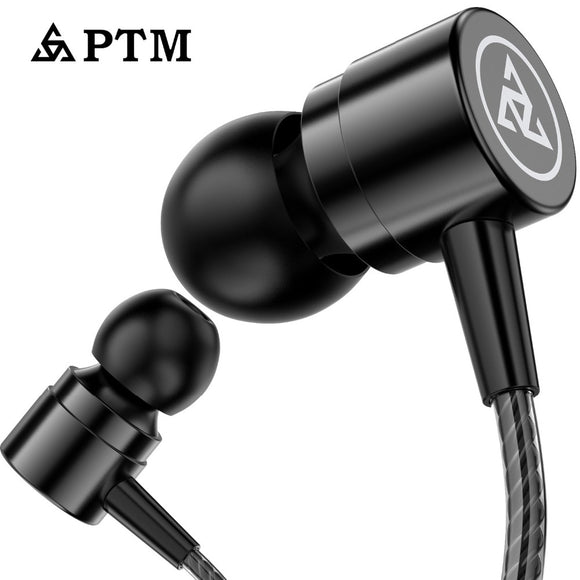 PTM D1 In-ear Earphone - Shop For Gamers