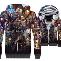 Game Of Thrones Hip Hop Men's Hoodie - Shop For Gamers