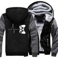 Gamers Zipper Hoodies - Shop For Gamers