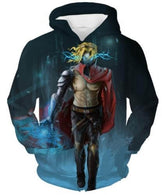 Harajuku Unique Hoodie 5466 - Shop For Gamers