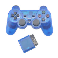 Transparent Color Wireless Bluetooth Controller