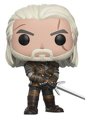 The Witcher Geralt, Ciri & Eredin Action Figure - Shop For Gamers