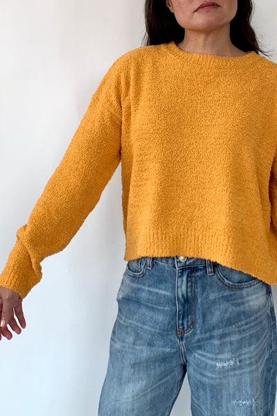On Repeat Sweater, Gold