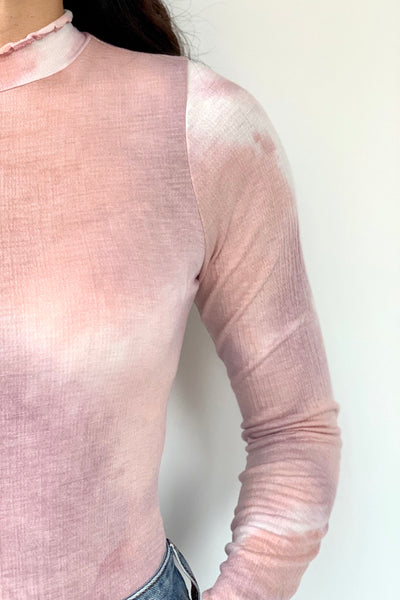 Gauzy Cotton Candy Bodysuit
