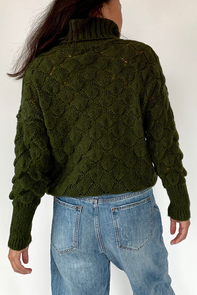 Nika Turtleneck Sweater