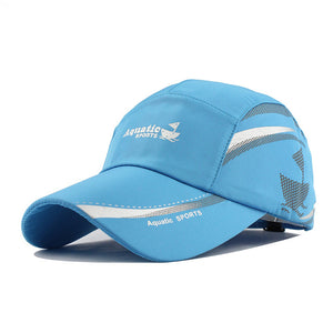 Doracy - Doracy  Latest Unisex baseball caps Summer Snapback Breathable and Quick-Dry Men and women - Bracelets, Caps Hats  Latest Unisex baseball caps Summer Snapback Breathable and Quick-Dry Men and women - Caps Hats Caps Hats Swimming Running Cycling  Fashion