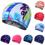 Doracy - Doracy  Adult Lycra Material Swimming Caps Waterproof Ears and  Long Hair Protection Bathing Hats - Bracelets, Caps Hats  Adult Lycra Material Swimming Caps Waterproof Ears and  Long Hair Protection Bathing Hats - Caps Hats Swimming Swimming Running Cycling  Fashion