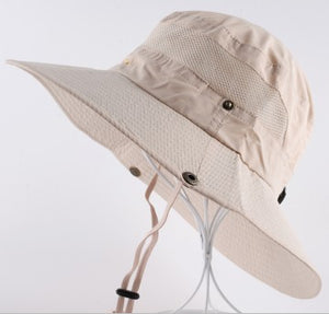 Doracy - Doracy  Men's Summer Bucket Hats Outdoor Fishing Wide Brim Hat  Men Hiking Outdoor  Climbing Hats - Bracelets, Caps Hats  Men's Summer Bucket Hats Outdoor Fishing Wide Brim Hat  Men Hiking Outdoor  Climbing Hats - Caps Hats Caps Hats Swimming Running Cycling  Fashion