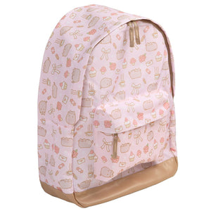 f7747c271d9 ... All Over Print Pusheen Pink Backpack Standard