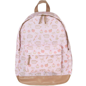 f69027bc428 All Over Print Pusheen Pink Backpack Standard ...