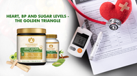 Heart, BP and Sugar levels - the golden triangle