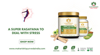 A Super Rasayana to deal with stress