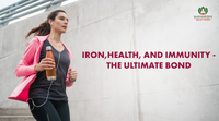 Iron, health and immunity - The ultimate bond