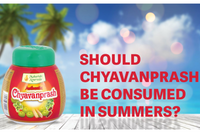 Should Chyavanprash be consumed in summers?