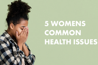 5 common women's health issues