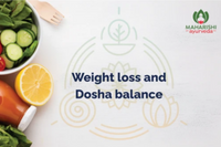 Weight loss and Dosha balance