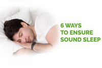6 ways to ensure sound sleep