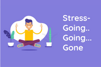 Stress – Going..Going….Gone