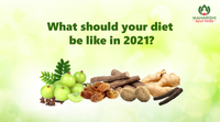 What should your diet be like in 2021?