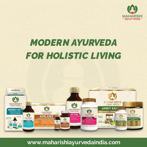 Modern Ayurveda for Holistic Living