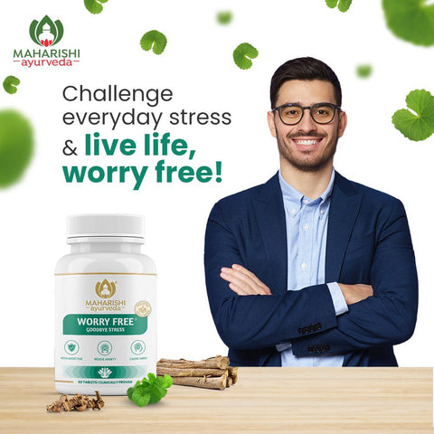 ayurvedic medicine for stress and anxiety