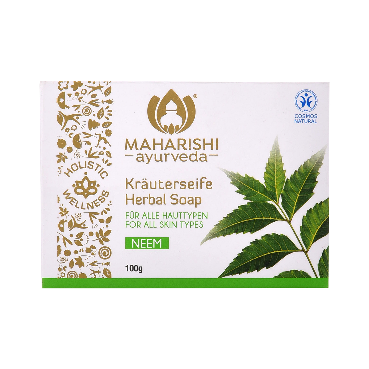 Neem Soap | 100 grams Bar - Maharishi Ayurveda