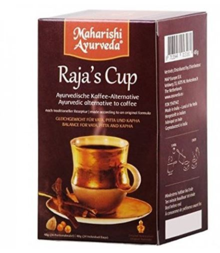 Raja Herbal Tea | 24 sachets Pack - Maharishi Ayurveda