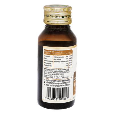 Pirant Oil | 50ml Bottle - Maharishi Ayurveda