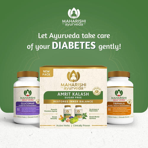 Complete Diabetes Care Therapy - Maharishi Ayurveda