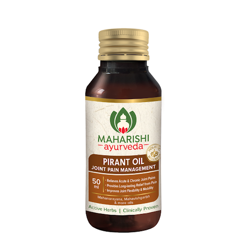 Pirant Oil - ayurvedic medicine for arthritis | 50ml Bottle - Maharishi Ayurveda