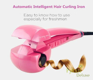 Amazing Automatic Steam Hair Curler