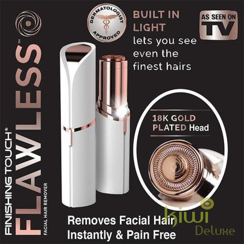 As Seen On Tv Finishing Touch Flawless Hair Remover Beauty