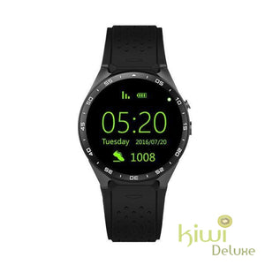 Best Rated Myk 2018 Smart Fit Gps Watch For Android And Iphone Black