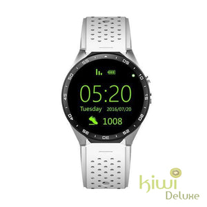 Best Rated Myk 2018 Smart Fit Gps Watch For Android And Iphone White